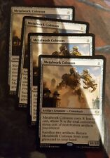 Mtg metalwork colossus x 4  great condition