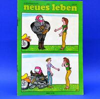 DDR Neues Leben 4 1981 Josipa Lisac Rund Prinzip Katrin Lindner Ku-Klux-Klan Y