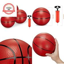 Bestty Toddler/Kids Replacement Mini Toy Basketball Rubber Basketball for Kids,T