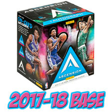 2017-18 Panini Ascension NBA Basketball Cards BASE Set *PICK A PLAYER* 1-100