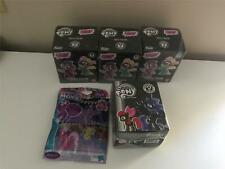 LOT OF 5 My Little Pony SEALED BLIND BOX+BAG FIGURES FUNKO MYSTERY MINIS+MOVIE