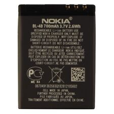 OEM Nokia BL-4B 700 mAh Replacement Battery for Nokia Mirage
