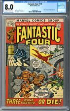 Fantastic Four #119 CGC 8.0