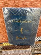 """Vintage Pringle """"The Tights Collection"""" 20 Denier Natural Silky Tights, S, BNWT"""