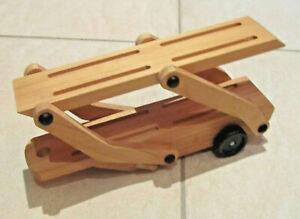 Melissa & Doug Wooden CAR CARRIER Transporter - Folding Ramp Replacement Part