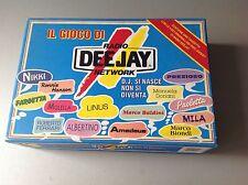 Il Gioco Di Radio Deejay Gioco Da Tavolo Nib Full Rare Board Game