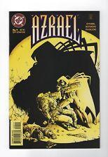 Azrael (DC 1995-1998) #9 1st Print (NM-)
