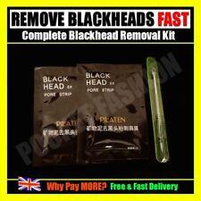 Blackhead Pore Peel off Mask x2 And Extractor Tool Set
