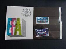 GB QEII 1967 EFTA Presentation Pack in Original Cellophane Superb M/N/H