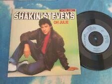 "Shakin' Stevens – Oh Julie Epic – EPC A 1742 NEAR MINT VINYL UK 7"", Single"