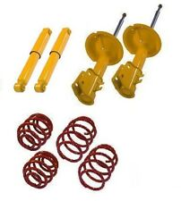 Lowering Springs 50 mm ** fronts ** Fiat Punto Mk2 1.2 1.4 188 09//99