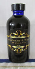 Frankincense and Myrrh Anointing Oil  4 oz Bottle