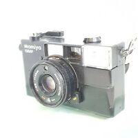 Vintage 70s Japan MAMIYA 135EF compact 35mm film camera Sekor lens-for repair653