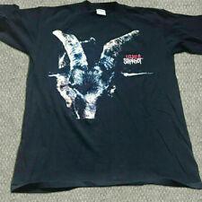 Slipknot Iowa Tour 2001 t-shirt New heavy cotton