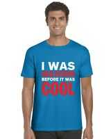 I Was Social Distancing Before It Was Cool Adults T-Shirt Funny Tee Top