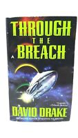 THROUGH THE BREACH by David Drake Science Fiction Sci Fi SciFi SF