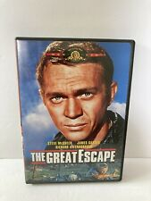 The Great Escape (Dvd 1963) Steve McQueen, Charles Bronson