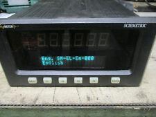 Sciemetric Model 1103 SigMeter Display Module 120VAC Sciemetric SigMeter *Tested