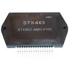 Hybrid-ic Stk465 Power Audio Amp