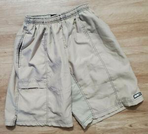Canari Mens Shorts Size Large Padded Tan