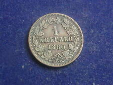 1 Kreuzer 1860 Nassau W/16/442
