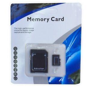 32/64/128/256/512GB Micro SD Memory Card TF Flash Universal SDHC SDXC Class 10