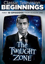 Classic TV Beginnings: Twilight Zone (First 10 Episodes of Season One)