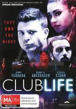 Club Life - DVD 2015 (REGION 4) Johnny Dadon