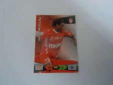 Carte adrenalyn - Foot 2010/11 - Monaco - Nicolas Nkoulou