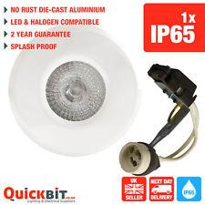 Bathroom lights Downlights IP65 White GU10 LF17-1
