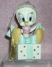 Warner Brothers Loony Tunes Tweety Bird Lenox porcelain ornament no box