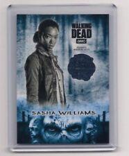 WALKING DEAD HUNTERS & THE HUNTED SONEQUA MARTIN-GREEN/SASHA RELIC CARD #/50!