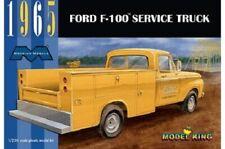Moebius Models 1965 Ford F-100 Service Truck 1/25 Plastic Model Kit