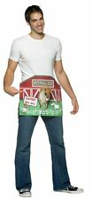 ADULTS MENS COMICAL FUNNY PETTING ZOO ANIMAL FANCY DRESS COSTUME - ONE SIZE