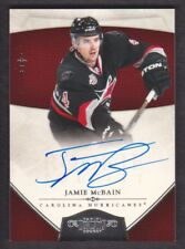 2010-11 Dominion Hockey #165 Jamie McBain RC Auto /199 Carolina Hurricanes