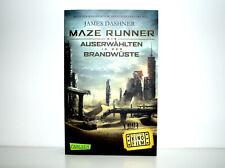 Maze Runner 02 - In der Brandwüste von James Dashner | ISBN: 978-3551314901
