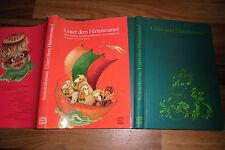 Bulgarische Märchen -- UNTER dem HIRTENMANTEL // Illus Jirina Klimentova / 1976
