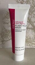Brand New & Sealed RENU Flash Relax Mask - Travel Size (30ml)