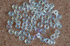 O Cuentas checas de vidrio transparente cristal AB 00030-28701 X 5g