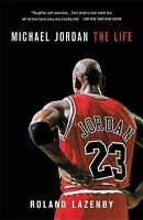 Michael Jordan The Life Biography by Roland Lazenby Paperback Basketball Book