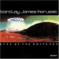 BARCLAY JAMES HARVEST - EYES OF THE UNIVERSE  CD 8 TRACKS CLASSIC ROCK/POP  NEUF