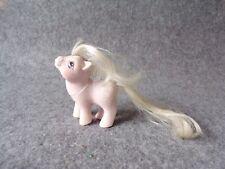 Vintage G1 My Little Pony Baby Blossom Figure Doll, Hasbro MLP Generation 1
