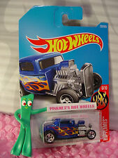 '32 Ford #223 �œ� Blau 5sp �œ� Hw Flammen �œ� 2017 I Hot Wheels Ww FALL / L