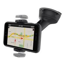 Belkin Rotating Universal In Car Phone Holder, Window and Dash Mount, Use with a