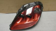 2005-2009 CHEVROLET CORVETTE C6 Z06 ZR1 LEFT DRIVER HEADLIGHT SUNSET ORANGE OEM