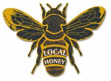 VINTAGE SIGN Local Honey Bee 18 x 13