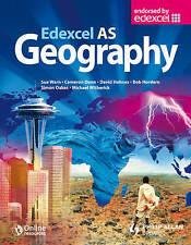 Edexcel AS Geography Textbook, Holmes, Dave, Hordern, Bob, Oakes, Simon, Dunn, C