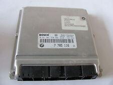 Calculateur ECU BOSCH 0281001830  DME 7785116  BMW E39 530DA