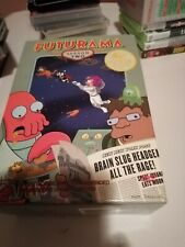 Futurama Season 2, 4 disk DVD set,