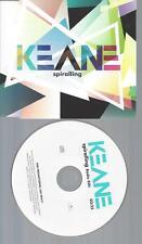 CD--KEANE SPIRALLING // PROMO